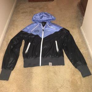 Nike UNC Rain Jacket